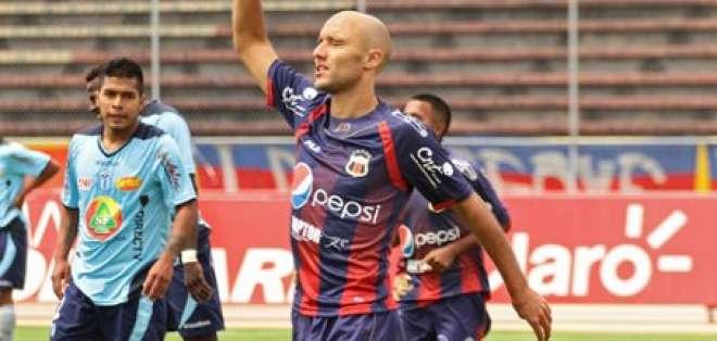 Deportivo Quito cerró la primera etapa con goleada
