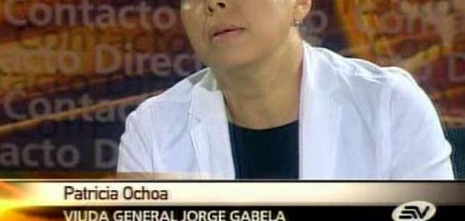 Ochoa: Correa ofreció una profunda investigación que sigo esperando