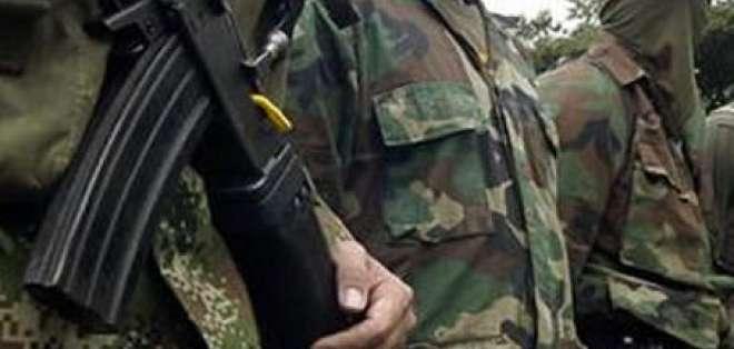Ataques de FARC en el suroeste colombiano dejan cuatro niños heridos