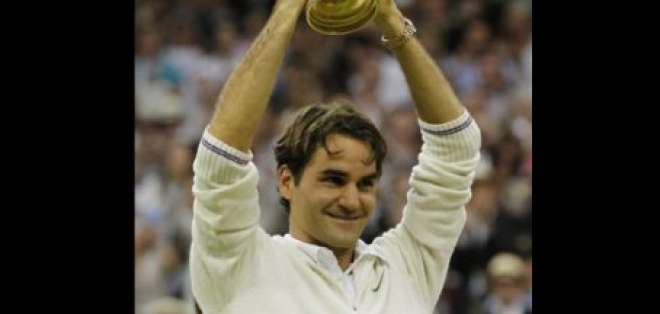 Roger Federer obtiene su séptimo Wimbledon y vuelve a ser #1