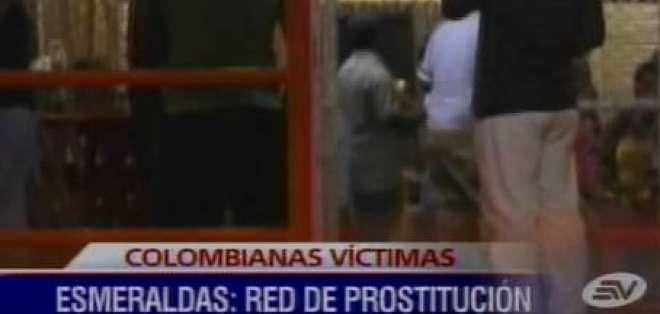 Refugiadas colombianas son víctimas de la prostitución en Esmeraldas