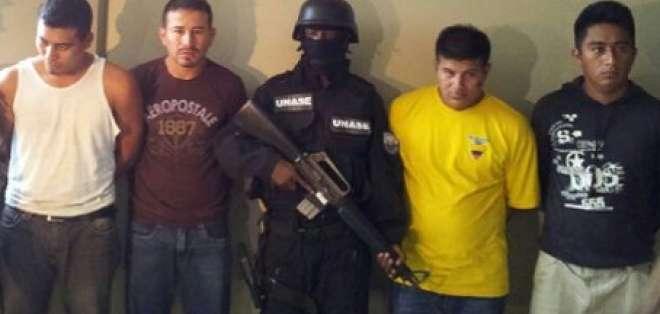 Unase liberó a una mujer que había sido secuestrada