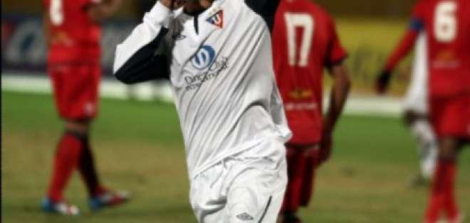 Claudio Bieler seguirá en Liga de Quito