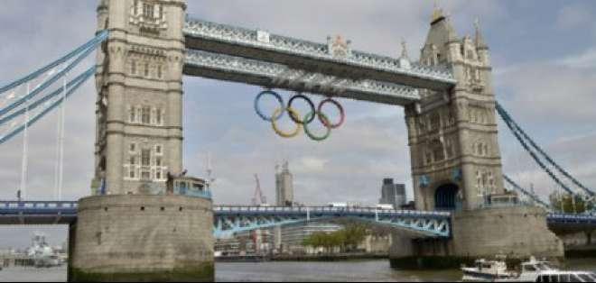 Londres 2012 pone en marcha un plan de contingencia ante la amenaza de lluvia