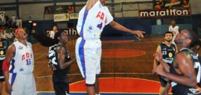 Arrancó la Liga Ecuatoriana de Baloncesto