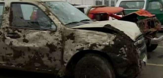 CTE realiza control en vía Guayaquil – Milagro tras fatídicto accidente