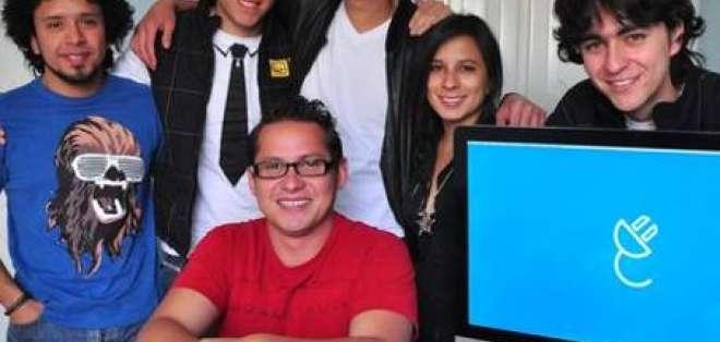 Enchufe tv celebró la creación de su nueva página web