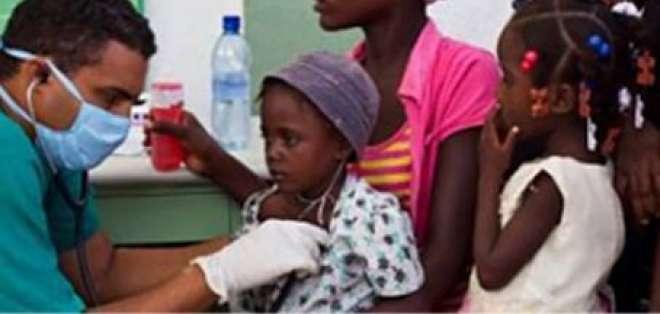 Las autoridades cubanas reconocen casi el triple de casos de cólera