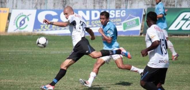 Liga de Quito le dio la vuelta al marcador y venció  al Manta en el Jocay