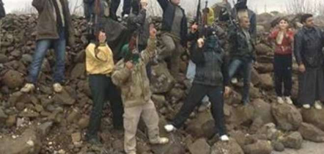 Violentos combates en Damasco tras irrumpir el ejército en varios barrios