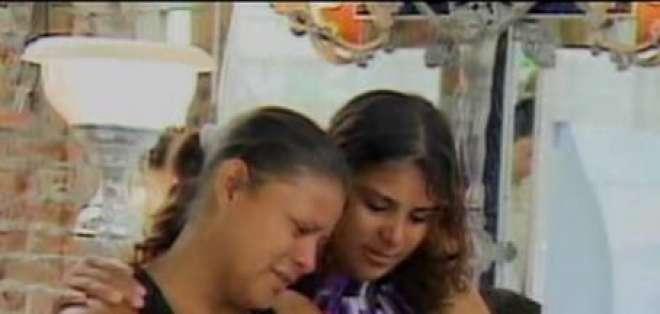 Se sepultó a los tres niños que murieron arrollados en vía Guayaquil-Milagro