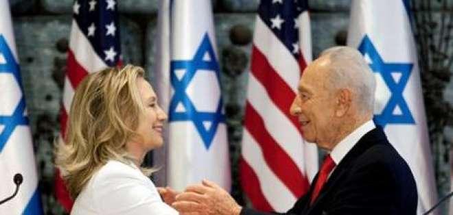 Hillary Clinton insta a Israel a actuar unidos