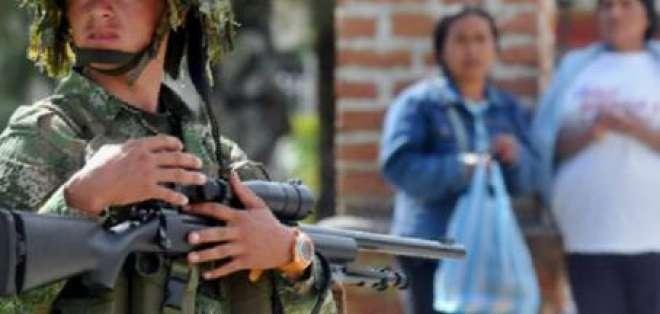 Ambiente tenso en Colombia tras ultimátum de Indígenas