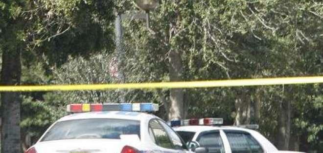 Dos muertos y una veintena de heridos en un tiroteo en Canadá