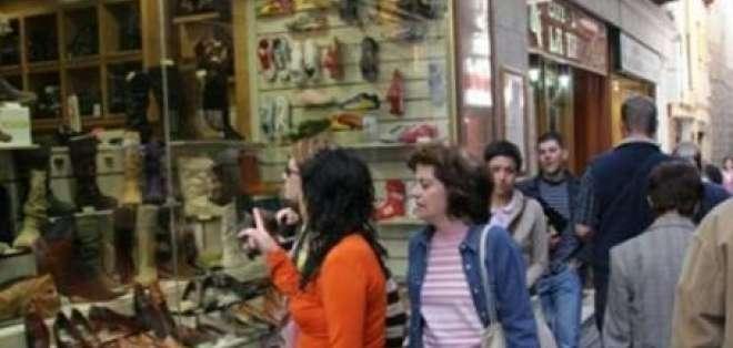 Crisis en España ocasiona cambios en el mercado comercial de ese país