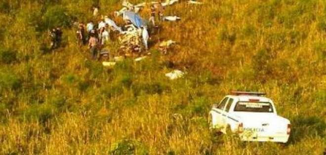 Cuatro agentes que investigaban el caso narcoavioneta son detenidos