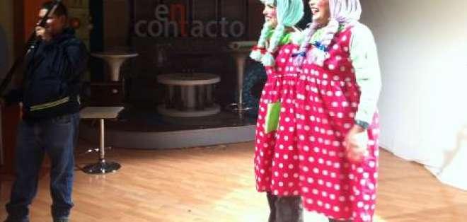 La Flaca Guerrero y Úrsula Strenge vuelven a la niñez como Lela y Lala