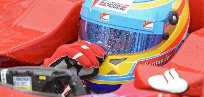 Fernando Alonso saldrá desde la 'pole' en Hockenheim