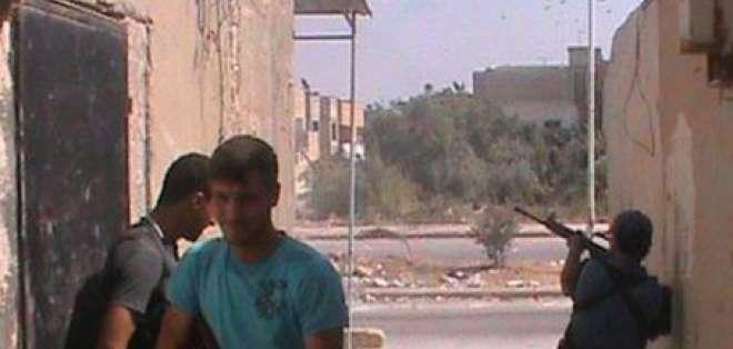 Conflicto sirio recrudece en ciudades y puestos fronterizos
