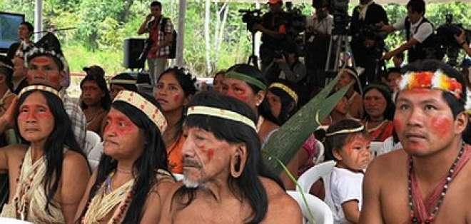 Instituto Coriell niega lucrarse con ADN de indígenas ecuatorianos