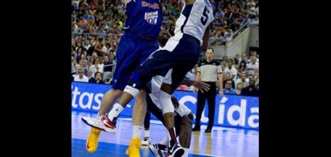 Selección Olímpica de Baloncesto de EE. UU. se mantiene invicta antes de Londres 2012