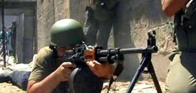 Más de 70 muertos en Siria en medio de ofensiva del régimen a rebeldes