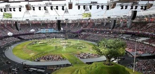 Todo listo para los Juegos Olímpicos en Londres