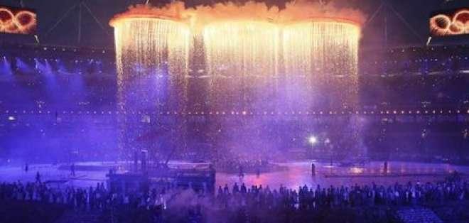 Una espectacular ceremonia de humor y magia inauguró los Juegos de Londres