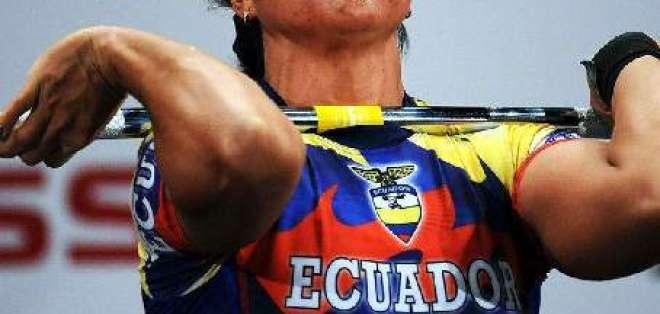 Alexandra Escobar quedó en noveno puesto en los Juegos Olímpicos