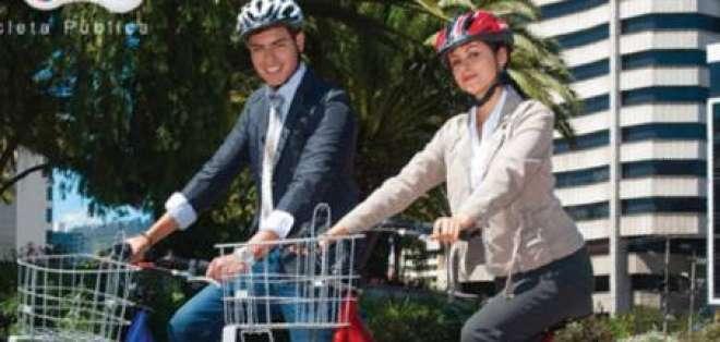 Bici Q: la nueva iniciativa de Quito