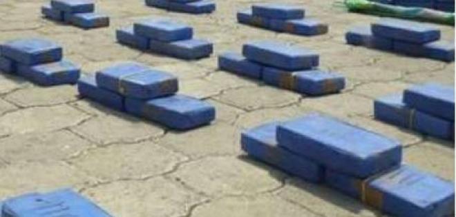 Otro hallazgo de cargamento de droga en Manabí
