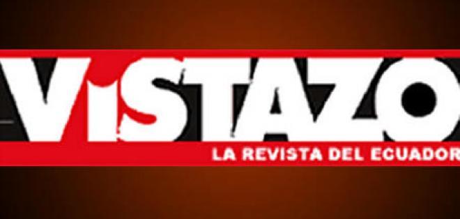 Periodistas preocupados por sentencia de 80 mil dólares a Vistazo
