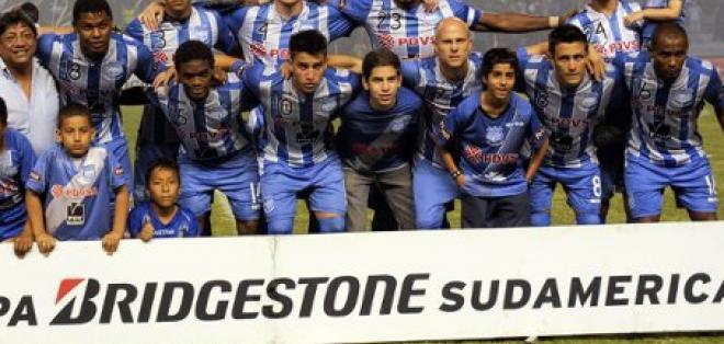 Emelec ya está en Chile para su partido de Copa Sudamericana