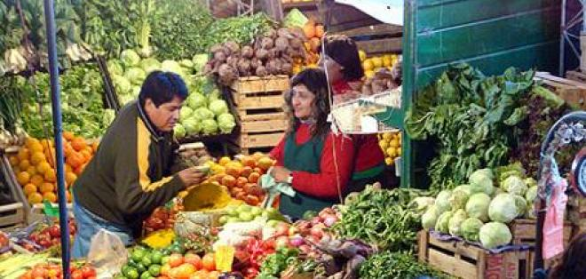 Precios subieron 1,12% en septiembre en Ecuador