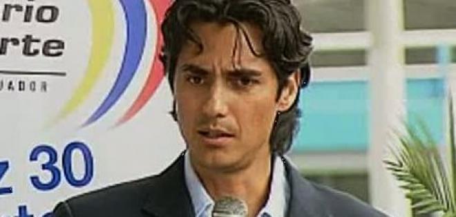 Nicolás Lapentti lanza su candidatura a la Ecuatoriana de Tenis
