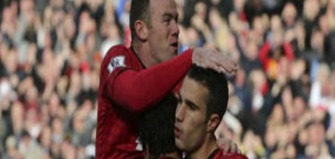 Manchester United vence al Arsenal