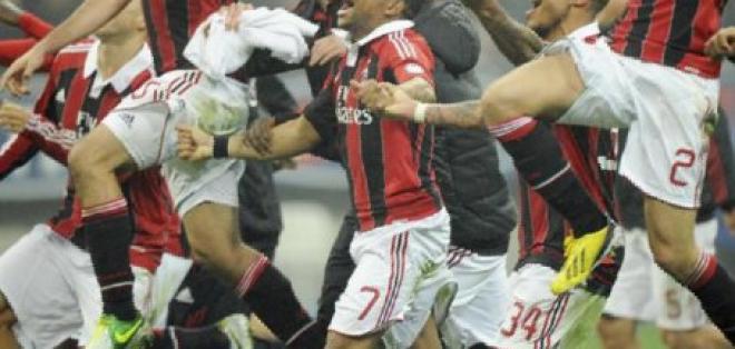 El Milan derrota a la Juventus con gol de Robinho