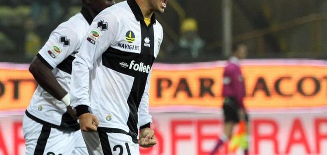 Inter cae en Parma y el Nápoles sube a la segunda plaza en Italia
