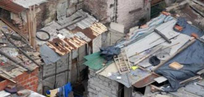 Pobreza en Latinoamérica bajó en 8 millones, hasta 168 millones personas en 2011