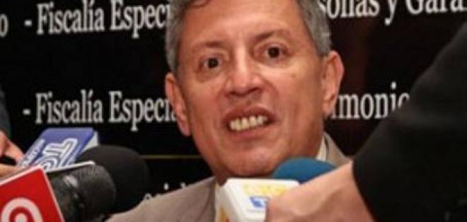 Corte Nacional de Justicia emite orden de prisión contra Pedro Delgado