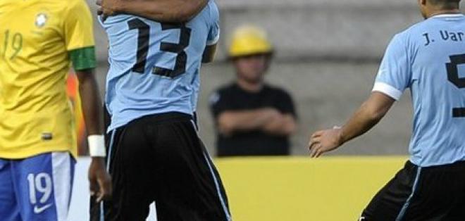 Uruguay venció a Brasil en el Sudamericano Sub-20