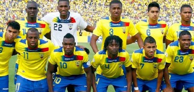 Selección Ecuatoriana de Fútbol es la número doce en el mundo
