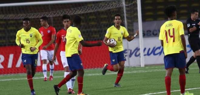 Johan Mina, celebrando un gol.