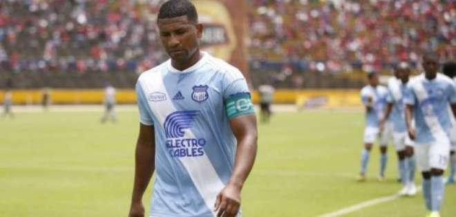 El defensor ecuatoriano sería nuevo jugador del equipo 'citadino'. Foto: Archivo