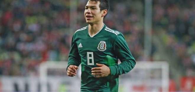 Chelsea se interesa en 'Chuky' Lozano