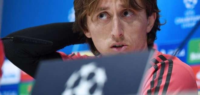 El volante del Real Madrid reconoció que no han podido tapar la ausencia del portugués. Foto: JAVIER SORIANO / AFP