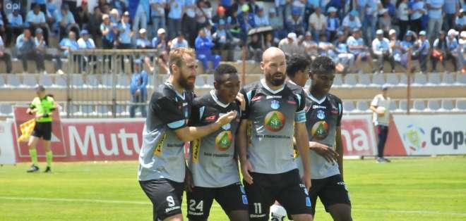 El equipo ambateño jugará campeonato ecuatoriano, Sudamericana y Copa Ecuador. Foto: API