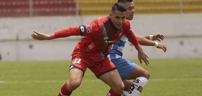 Manuel Balda jugando para El Nacional
