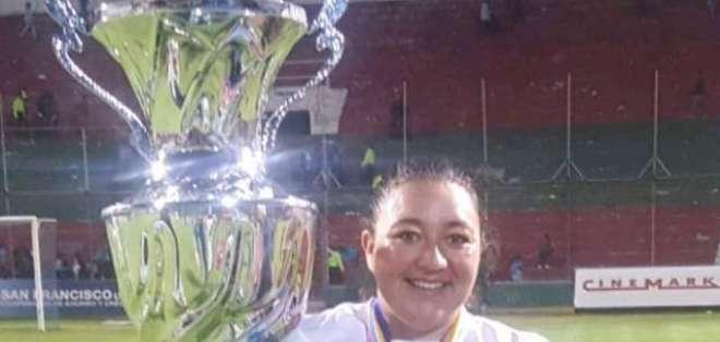 Margarita Pico. Foto: Cortesía