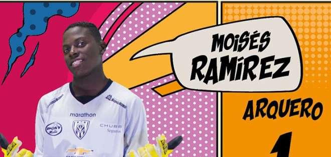 Moisés Ramírez jugará en la Real Sociedad